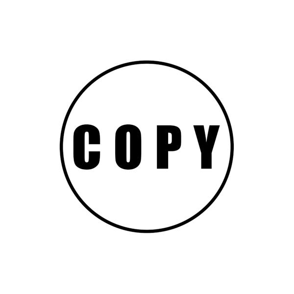 Copy Stock Stamp Imprint Example
