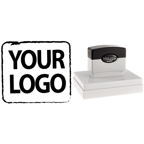 XL Custom Logo Stamp Body and Design