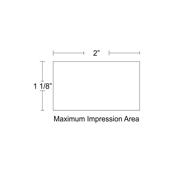 Trodat Professional 5203 Design Area