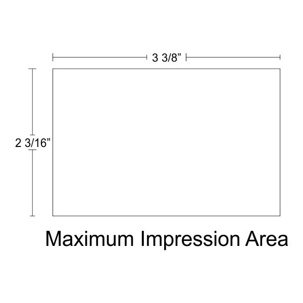 Trodat Professional 5211 Design Area