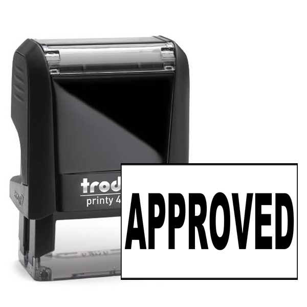 Approved Stock Stamp
