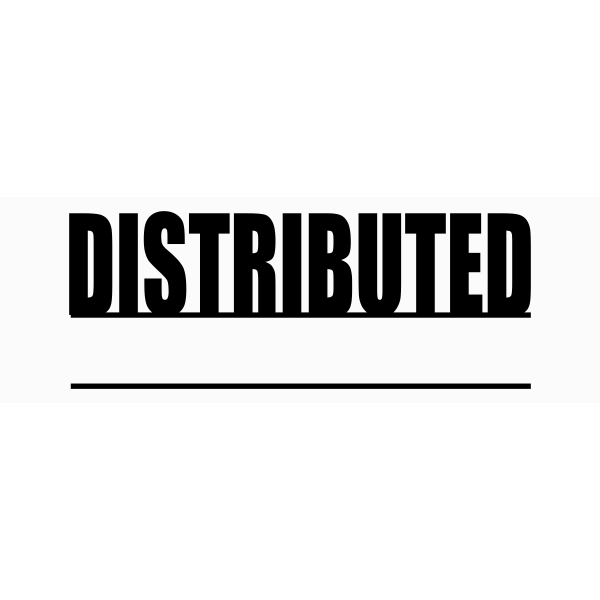 Distributed Stock Stamp Imprint