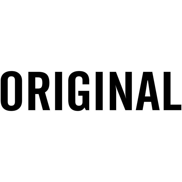 ORIGINAL all Caps Stock Stamp Imprint