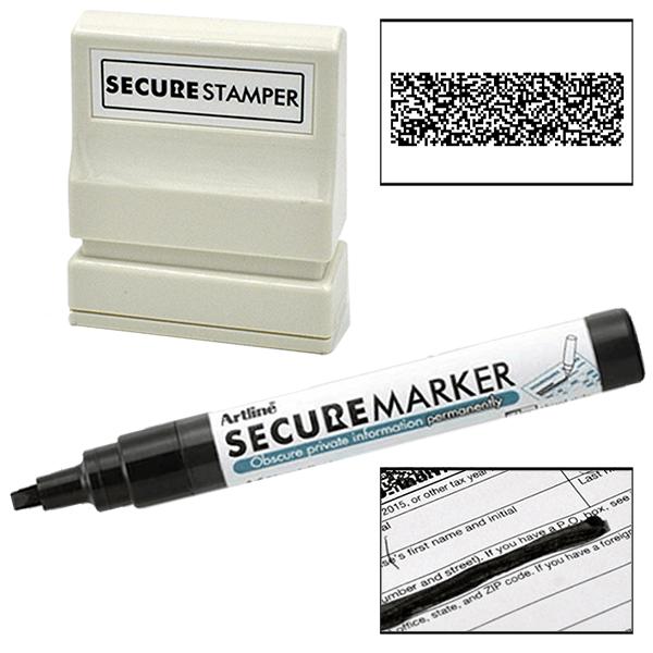 Xstamper Secure Stamper Small Kit