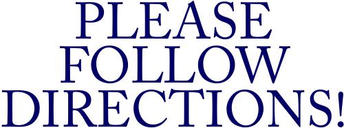 Feedback - PLEASE FOLLOW DIRECTIONS! Rubber Teacher Stamp