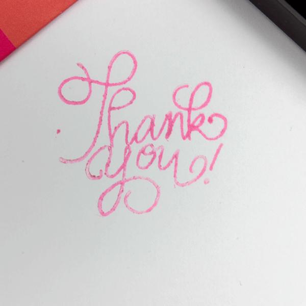 Pink Craft Ink Pad