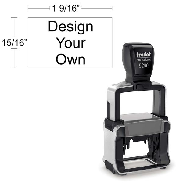 Customizable Trodat Professional 5200