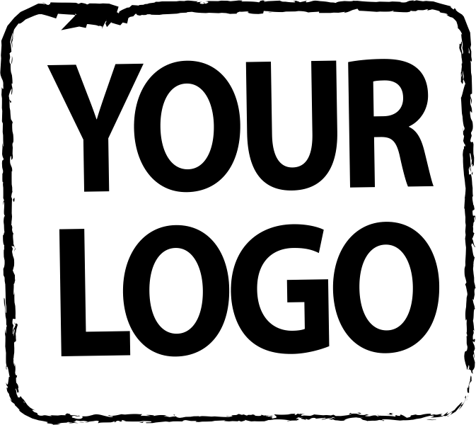 2 inch Custom Logo Stamp