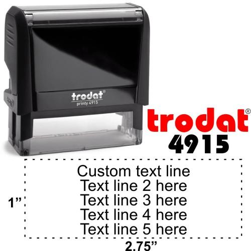 Trodat 4915