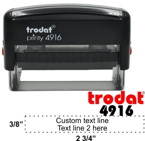 Trodat 4916